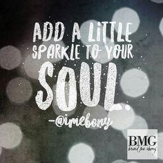 Spark up!  #BrandMeEbony