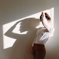 Shadow portrait!