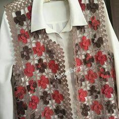 Floral Tie, Kimono Top, Tops, Instagram, Women, Fashion, Blouses, Crocheting, Moda
