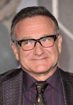 RIP Robin Williams..  So, so sad... Such a tortured soul.  8-11-14.
