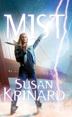 #CoverReveal Mist  by Susan Krinard. Expected publication: July 16th 2013 by Tor Books