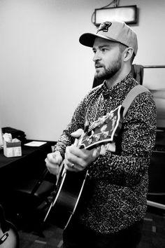 Justin Timberlake wearing  Scotch