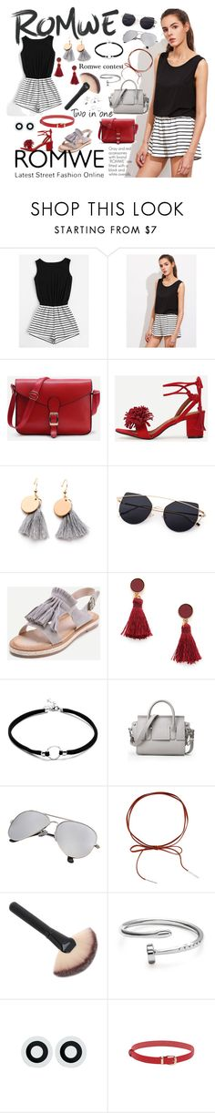 """""""ROMWE contest"""" by amina-kasumovic ❤ liked on Polyvore"""
