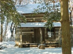 Our Pioneer Cabin