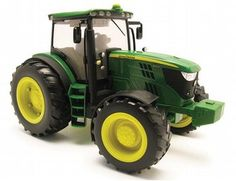 The John Deere 6210R Tractor from the Britains Big Farm collection - Discounts…