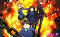 Unlimited Animes: Accel World