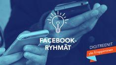 Ryhmät ovat suosittu tapa jakaa tietoa ja vaihtaa ajatuksia. Facebook