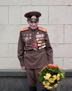 Veterano de la Gran Guerra Patriótica 1941-45.