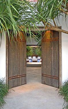 Stuart Membery Architects - VILLA at ECHO BEACH, Bali, Indonesia.