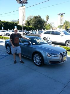 Congratulations To The Happy New Owner Of This Audi A At Keyes Audi - Keyes audi