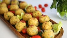 Կարտոֆիլով Բլղուրով Կոլոլակ - Potato Bulgur Veggie Balls Recipe - Heghin...