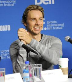 Actor Dax Shepard participates in 'The Judge' photo call and press conference during the 2014 Toronto International Film Festival in Toronto on Friday, Sept. 5, 2014.   Photo by Evan Agostini of Invision.