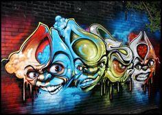 NASH street art
