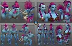 New Troll Models - Warlord of Draenor