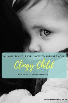 Sometimes described as separation anxiety, it's a stage all children go through. And it's a tough one, for many different reasons. But it's not all bad, and there are things you can do to help.