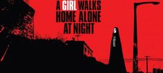 A Girl Walks Home Alone At Night - At night a siren-like woman skates through Bad City, a worn-down and dangerous town in Iran. You might mistake this new Netflix add as Vice's most recent homage to the subdued woman of Islam if you just look at the movie's cover, but don't be fooled. Written and directed by Ana Lilly Amipour, A Girl Walks Home... is shown only in black and white and is actually a vampire flick. Our woman of the night preys upon unsuspected men who disrespect females.