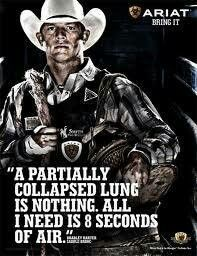 nothing sexier then a tough cowboy Rodeo Cowboys, Hot Cowboys, Real Cowboys, Rodeo Quotes, Cowboy Quotes, Horse Quotes, Professional Bull Riders, Rodeo Time, Riding Quotes
