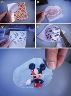 Diy eyepatches for kids