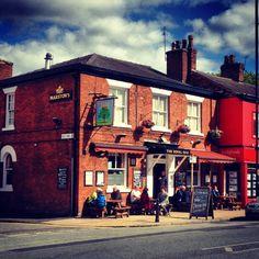 The Royal Oak Pub in Didsbury