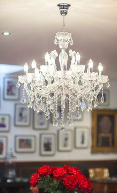 Chandelier for my kitchen or dining room table