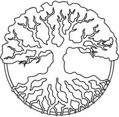 Roots and Branches | Urban Threads: Unique and Awesome Embroidery Designs