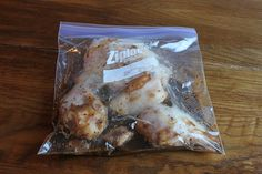 Freezer Cooking-- Italian Chicken-- this is so easy I can't believe I never thought about it!