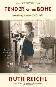 Love all the Ruth Reichel memoirs-funny, insightful and entertaining...they also have fun recipes to try. February 2005 pick.