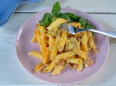 tofu recept Healthy Food, Healthy Recipes, Tofu, Detox, Spaghetti, Food And Drink, Pasta, Ethnic Recipes, Healthy Foods