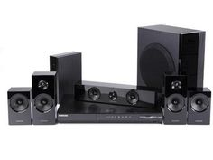 Samsung 5.1 Channel 3D Blu-ray 1000-watt Home Theater System with Built-in Wi-fi, and Wireless Rear Speakers + 3d Blu-ray Disc Player and Ipod Dock . by Samsung. Save 10 Off!. $449.95. Samsung 5.1 Channel 3D Blu-ray 1000-watt wireless Home Theater System with Built-in Wi-fi  • Immerse Yourself In A New Experience In SoundComplement the images you see on screen with the full sound of 3D Sound Plus produced through your Home Entertainment System  • Enjoy Wireless Access To ...