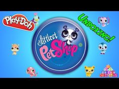 Unboxing Cute Littlest Pet Shop - YouTube