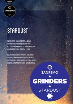 Sanremo Grinders catalogue cover