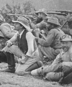 Boer Wars Boer soldiers at Ladysmith, South Africa, circa 1899 Bbc History, African History, British History, World History, World War, Zulu, British Army, Military History, Historical Photos