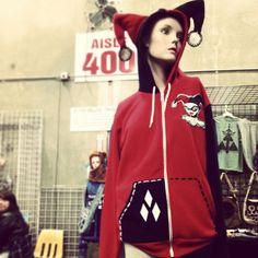 Hardley Queen  Sweatshirt  Geeky U  Inspired by Harley by GeekyU1