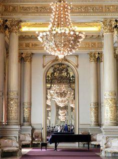 Salón Dorado del Teatro Colón, CABA, Argentina, por Patricia pato / panoramio.com