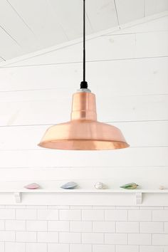 starting as solid metal classic barn lights are now available as hand spun brass and copper lighting browse our ceiling pendants stem mount shades and ceiling lighting fixtures home office browse