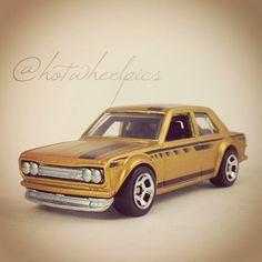 2014 - 27/30 - Datsun Bluebird 510 - 2014 Hot Wheels - Cool Classics  #hotwheels…