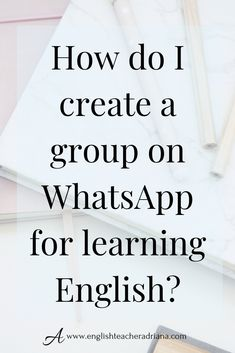 91 Best WhatsApp English Group images in 2019