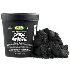 This black sugar and charcoal cleanser gently exfoliates skin and absorbs excess oils.
