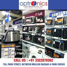 Top class electronics hub in Kolkata Lutfi Optronics Pvt. Ltd. Venue: 72A, PARK STREET, BETWEEN MULLICK BAZAAR & PARK CIRCUS Contact No.: +91 3322870362
