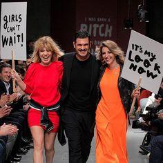 @raquelstrada @jessica_athayde e muito #girlpower. O desfile de @nunobaltazaratelier que aconteceu há instantes no @portugalfashion foi para lá de perfeito  Saiba mais no link da bio   via ELLE PORTUGAL MAGAZINE OFFICIAL INSTAGRAM - Fashion Campaigns  Haute Couture  Advertising  Editorial Photography  Magazine Cover Designs  Supermodels  Runway Models