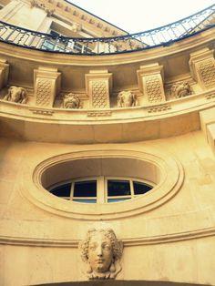 l 39 h tel amelot de bisseuil 47 rue vieille du temple paris iv me architecte pierre cottard. Black Bedroom Furniture Sets. Home Design Ideas