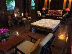 The Jim Thompson House Bangkok Jim Thompson House, City Of Angels, Bangkok, Table, Furniture, Home Decor, Decoration Home, Room Decor, Tables