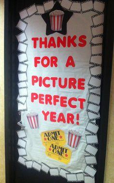 hollywood classroom theme   ... Appreciation Week... Classroom Door Decorations... Hollywood Theme