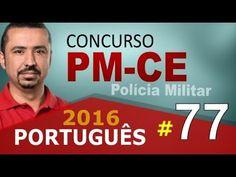Concurso PM CE 2016 PORTUGUÊS - Polícia Militar do Ceará # 77