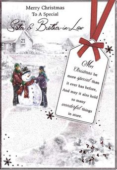 merry xmas sister n brother n law - Google Search