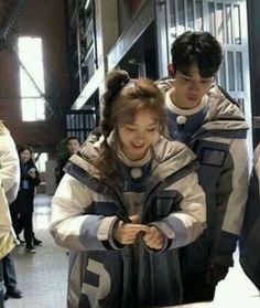 lucas and yuqi Korean Couple, Best Couple, Kpop Couples, Cute Couples, K Pop, Winwin, Taeyong, Jaehyun, Nct 127