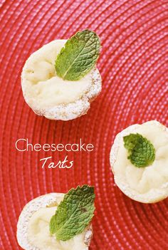 Cheescake Tart Recipe | by The Bride Link and Abigail Bobo Photography