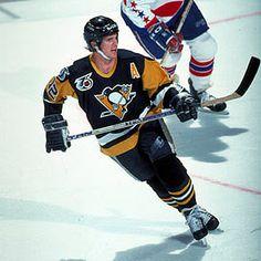 Bob Errey - Pittsburgh Penguins