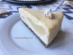 Cheesecake s hruškami, zázvorem a bílou čokoládou Cheesecake, Cupcakes, Gardening, Food, Meal, Cheesecakes, Cupcake, Garten, Essen