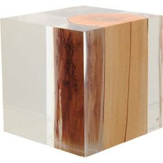 Givted - nilleq driftwood cube